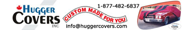 Hugger Covers - Custom made for you