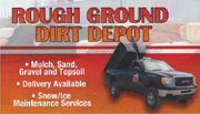 Rough Groud Dirt Depot