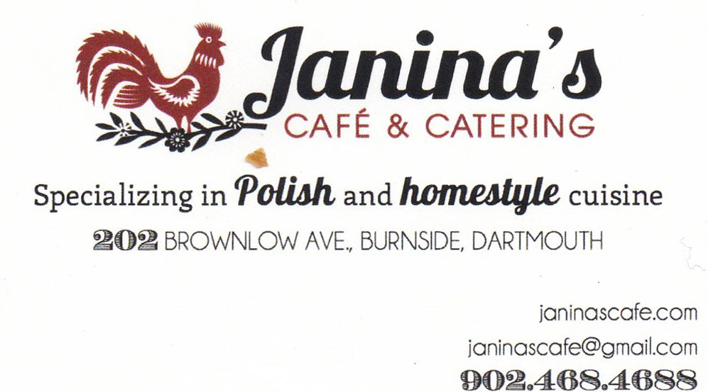 Janina's Cafe & Catering